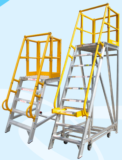 Star Aluminium Work and Access Platforms - Brierley Hose